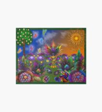 Apo Rainbow Garden Art Board