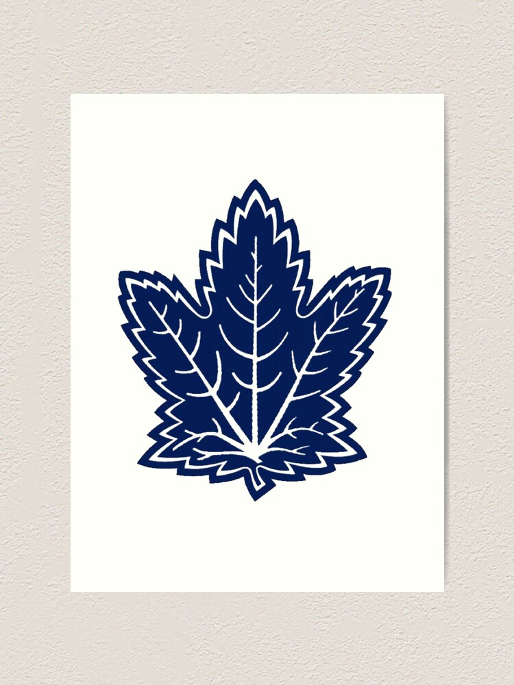 Classic Toronto Maple Leafs Art Print By Thesportspage Redbubble