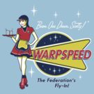 Warpspeed Federation Fly-In by ninjaink