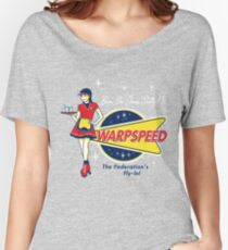 Warpspeed Federation Fly-In Women's Relaxed Fit T-Shirt