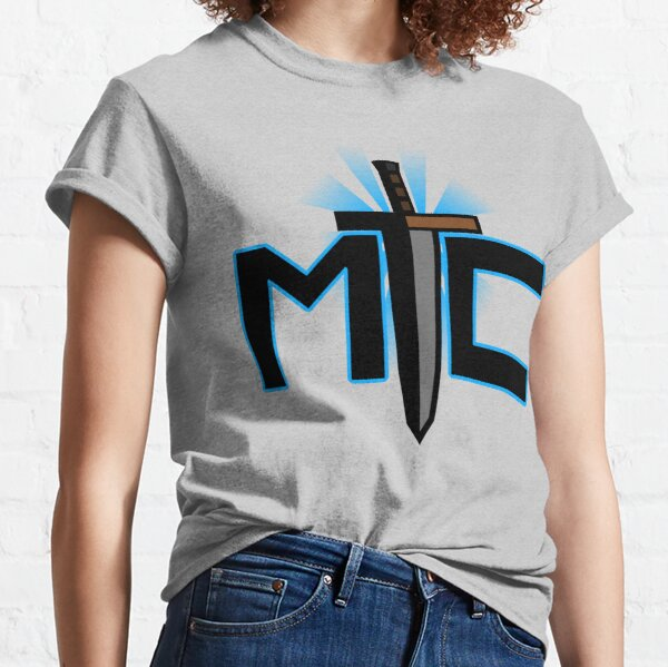 Blue MC logo Classic T-Shirt