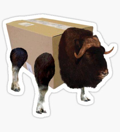 Boxen Sticker