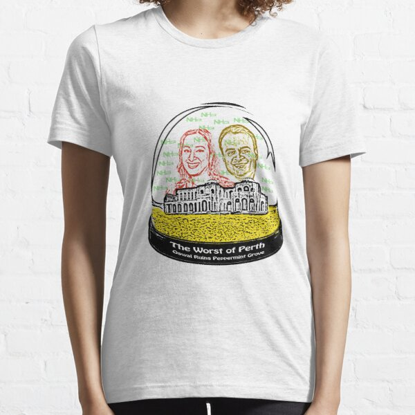 Oswal Ruins Essential T-Shirt