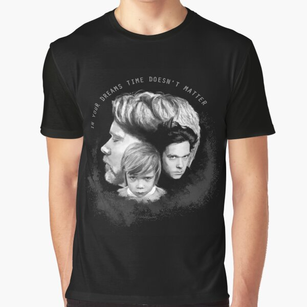 Rufus _ now & then Graphic T-Shirt