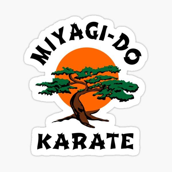 MIYAGI DO Sticker
