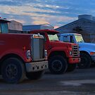 Trucks at Bedtime by Mariano57