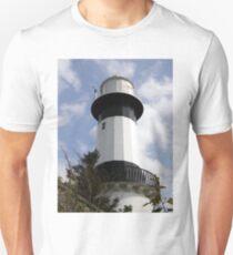 Shrove Light House County Donegal Ireland Unisex T-Shirt