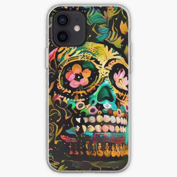 Day of Dead iPhone Soft Case