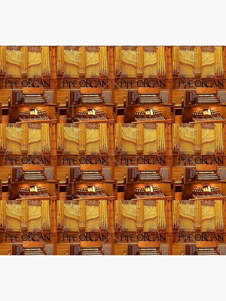 Big Pipe Organ by Havocgirl