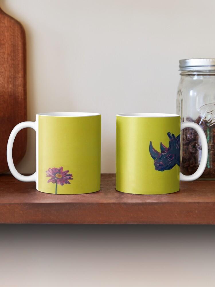 Alternate view of Delicate Fortitude Mug