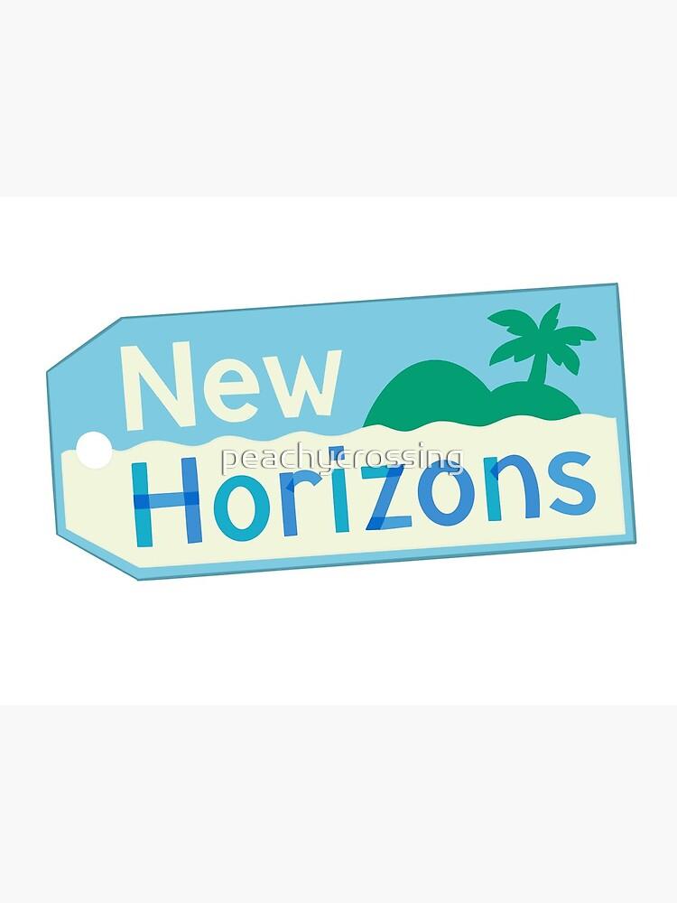 Animal Crossing New Horizons Tag Logo Greeting Card By