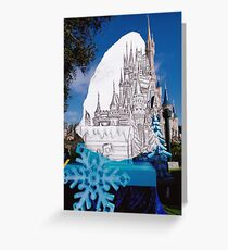 Magic Kingdom Greeting Card