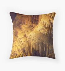 Formations Throw Pillow