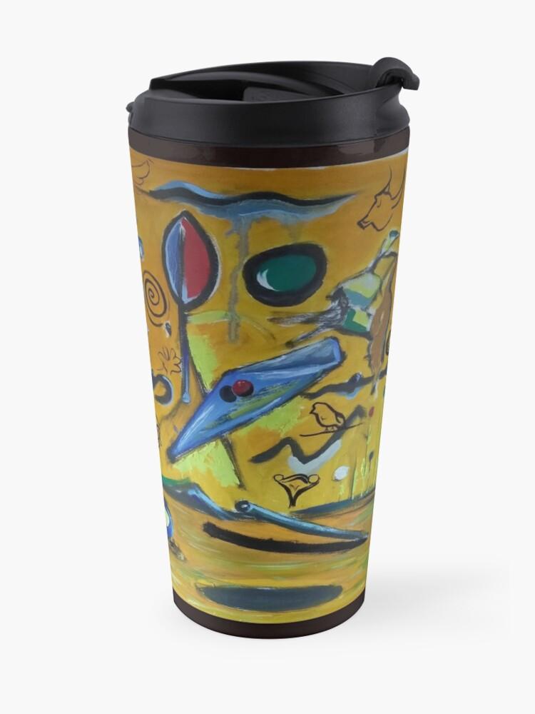 Alternate view of Quintessence Travel Mug
