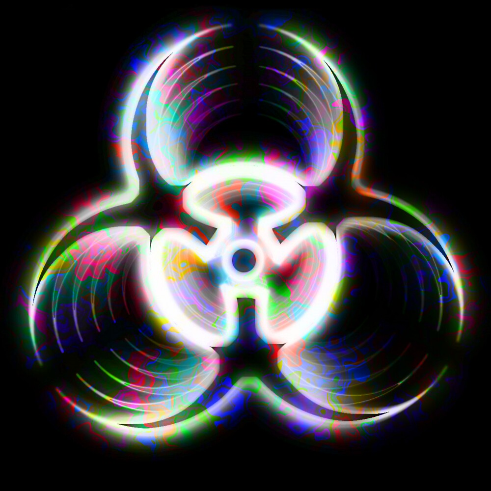 Biohazard - Holographic by Xandar