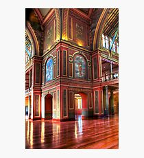 Royal Exhibition Building. (Open House 2011) Photographic Print
