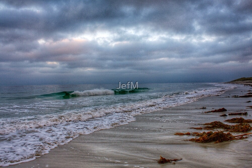 Be like the Sea... by JefM