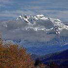 Approaching Whistler BC Canada by AnnDixon
