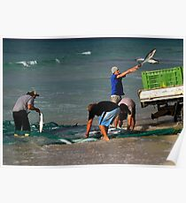 Loading The Catch Poster