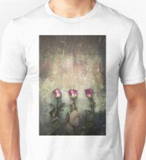 Three dried roses T-Shirt
