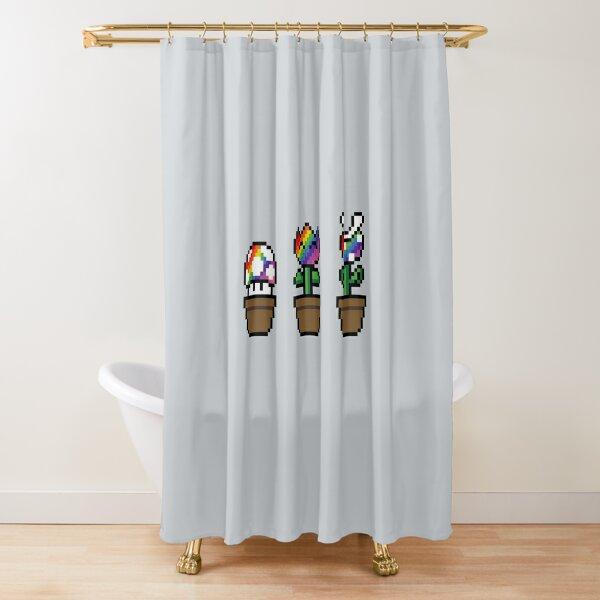 Garden of Pride Shower Curtain