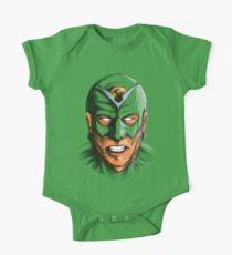 Heroic Menace Kids Clothes