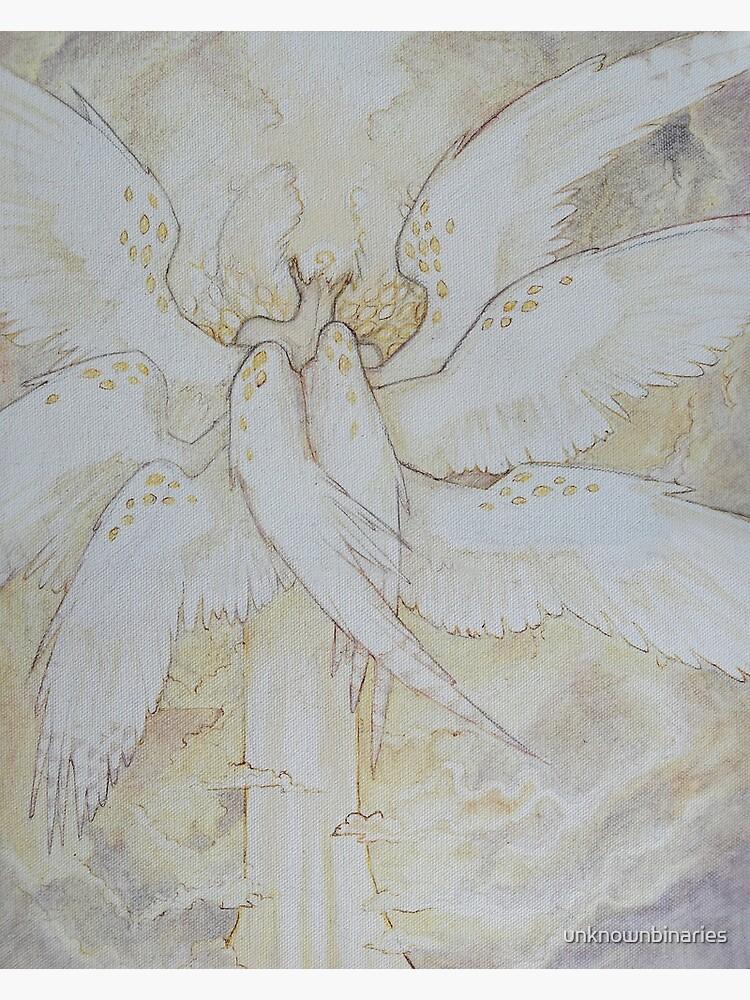 tall angel by unknownbinaries