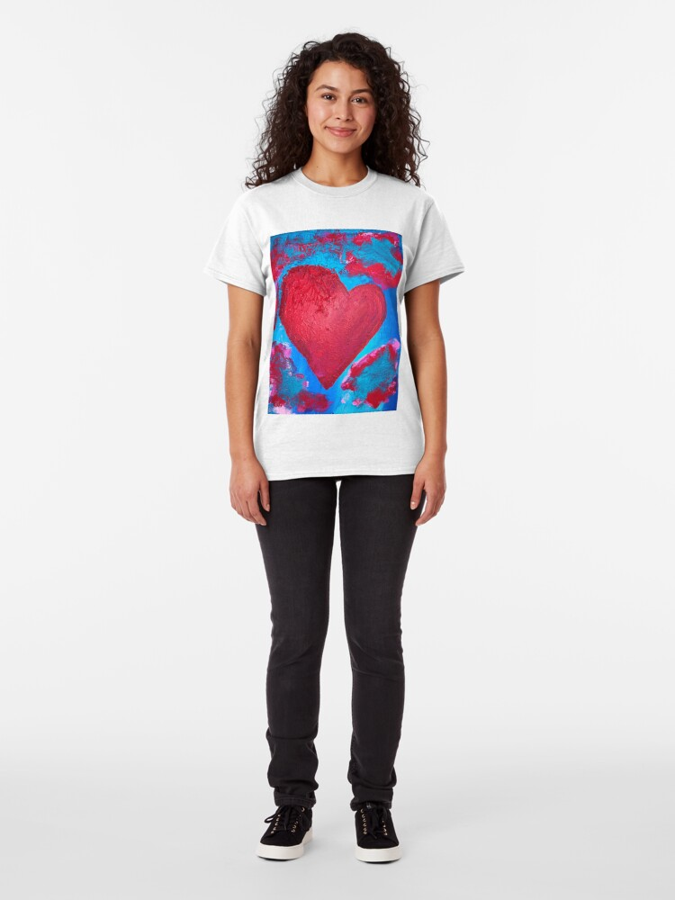Alternate view of My Heart Is Yours  Classic T-Shirt