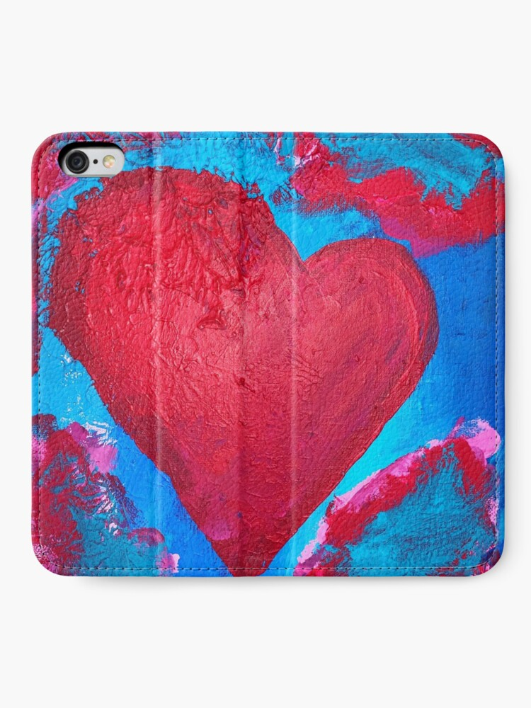 Alternate view of My Heart Is Yours  iPhone Wallet