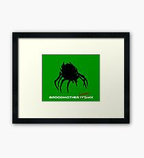 Broodmother Loserix Framed Print