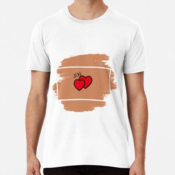 Lana Rhoades tatouage Tshirt nous aimons lana Rhoades unisexe coton lourd Tshirt T-shirt premium