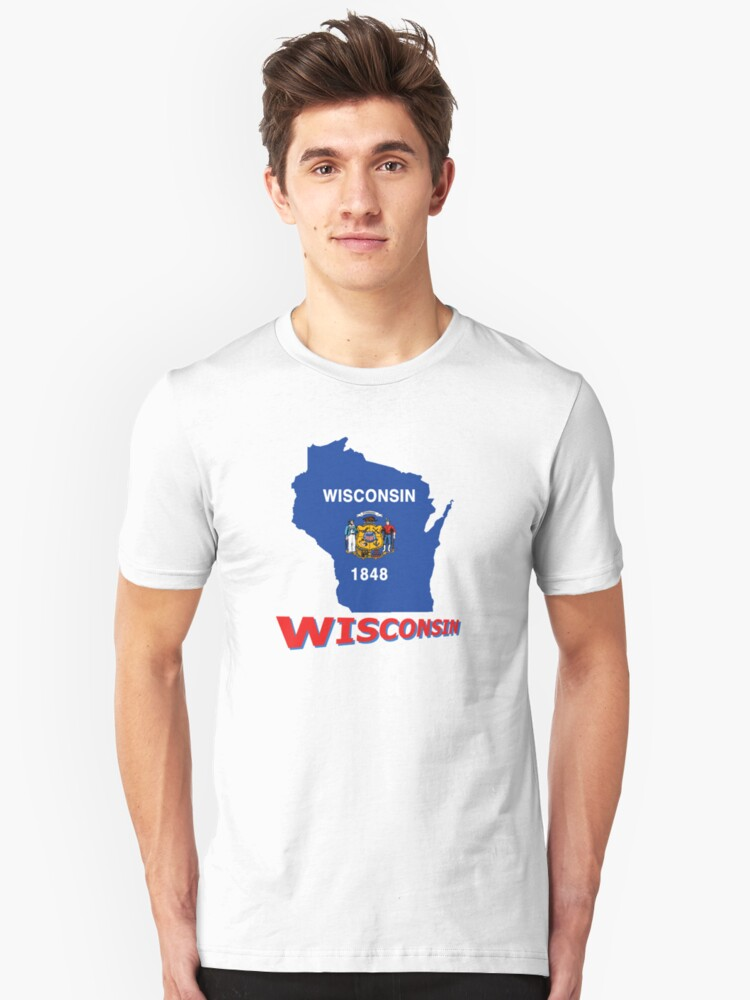 Wisconsin State Flag by peteroxcliffe