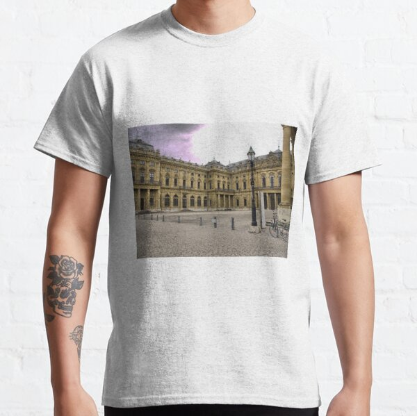 The Würzburg Residence -Palace  #3 Classic T-Shirt