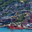 St. John's Harbour by Benjamin Brauer