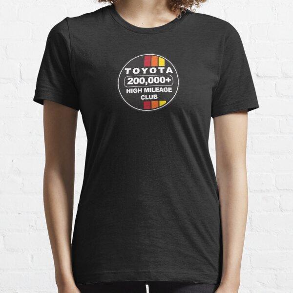 Toyota High Mileage Club 200K Essential T-Shirt
