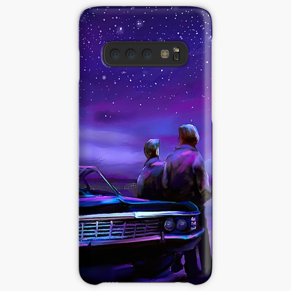 Impala Nights- Sam and Dean Case & Skin for Samsung Galaxy