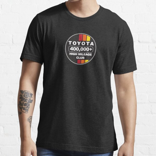 Toyota High Mileage Club 400K Essential T-Shirt