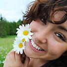 Flower Girl(: by Jake Drury