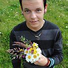 Flower Boy :P by Jake Drury