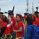Pogoria on parade by NordicBlackbird
