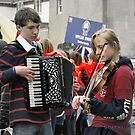 Seawolf musicians by NordicBlackbird