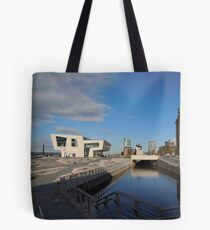 View of the Pierhead. Tote Bag