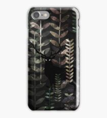 glass forest iPhone Case/Skin