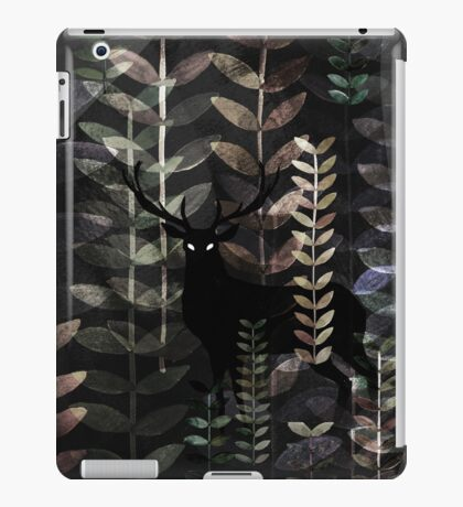glass forest iPad Case/Skin