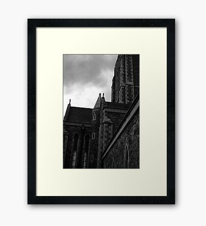 Mount St. Bernard's Abbey Framed Print