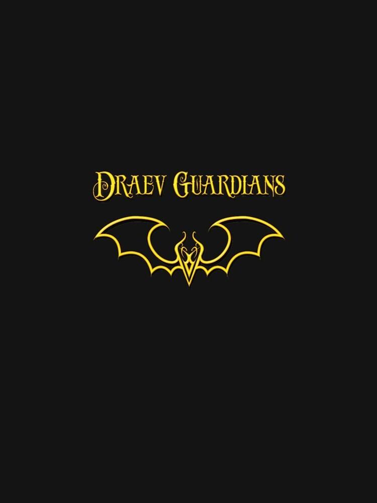 Draev Guardians fang wing symbol by ERawls