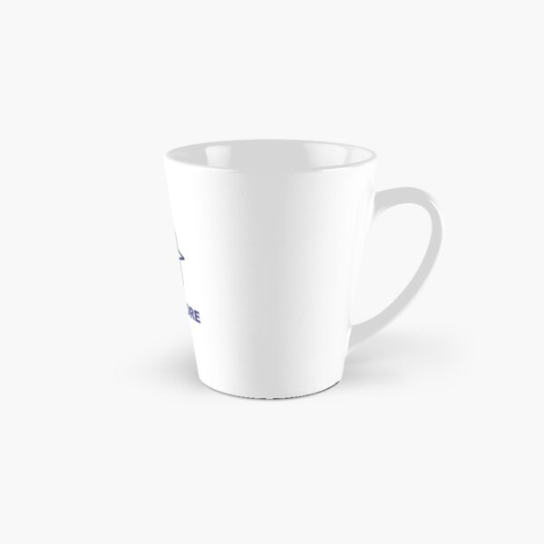 Less Is More Ghost  Tall Mug