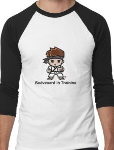 Martial Arts/Karate Boy - Bodyguard Men's Baseball ¾ T-Shirt