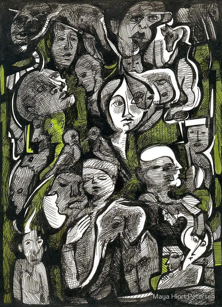 untitled by Maya Hiort Petersen