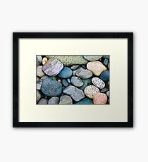 thoughts ... Framed Print
